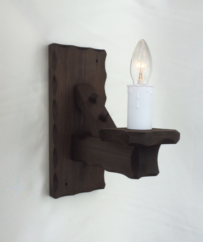 Rustic - Extra Large Wall Lights